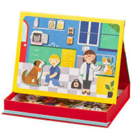 Ridley's MAGNETIC PLAY SCENE - PET HOSPITAL