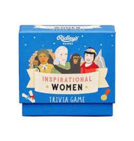 Ridley's INSPIRATIONAL WOMEN TRIVIA GAME