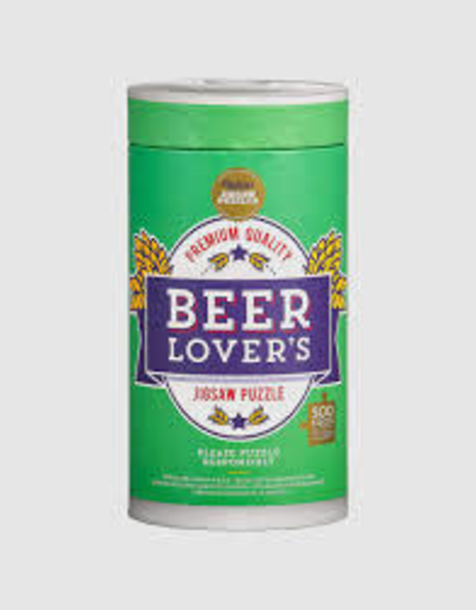 Ridley's BEER LOVER'S JIGSAW PUZZLE 500PCS