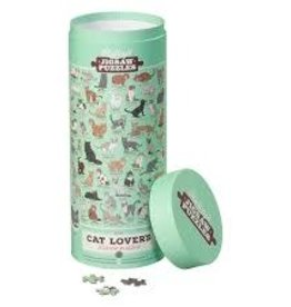 Ridley's CAT LOVER'S JIGSAW PUZZLE 1000PCS