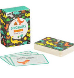 Petit Collage DINOSAUR TRIVIA CARDS