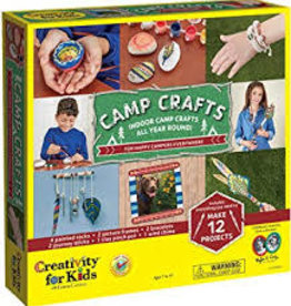 Creativity For Kids Camp Crafts