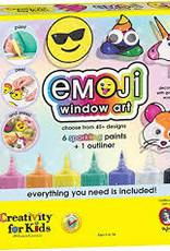 Creativity For Kids Emoji Window Art