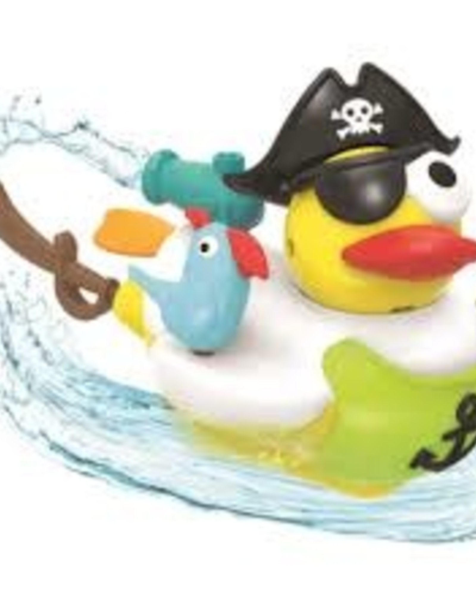 Yookidoo Jet Duck Pirate