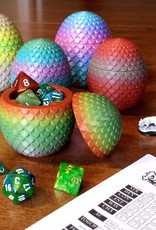 Fantasy by Numbers Dragon Egg- Eggstravagant, Random