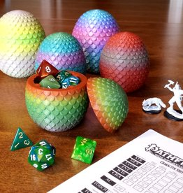 Fantasy by Numbers Dragon Egg - Egg, Random