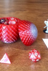 Fantasy by Numbers Dragon Egg - Small, Premium Ember