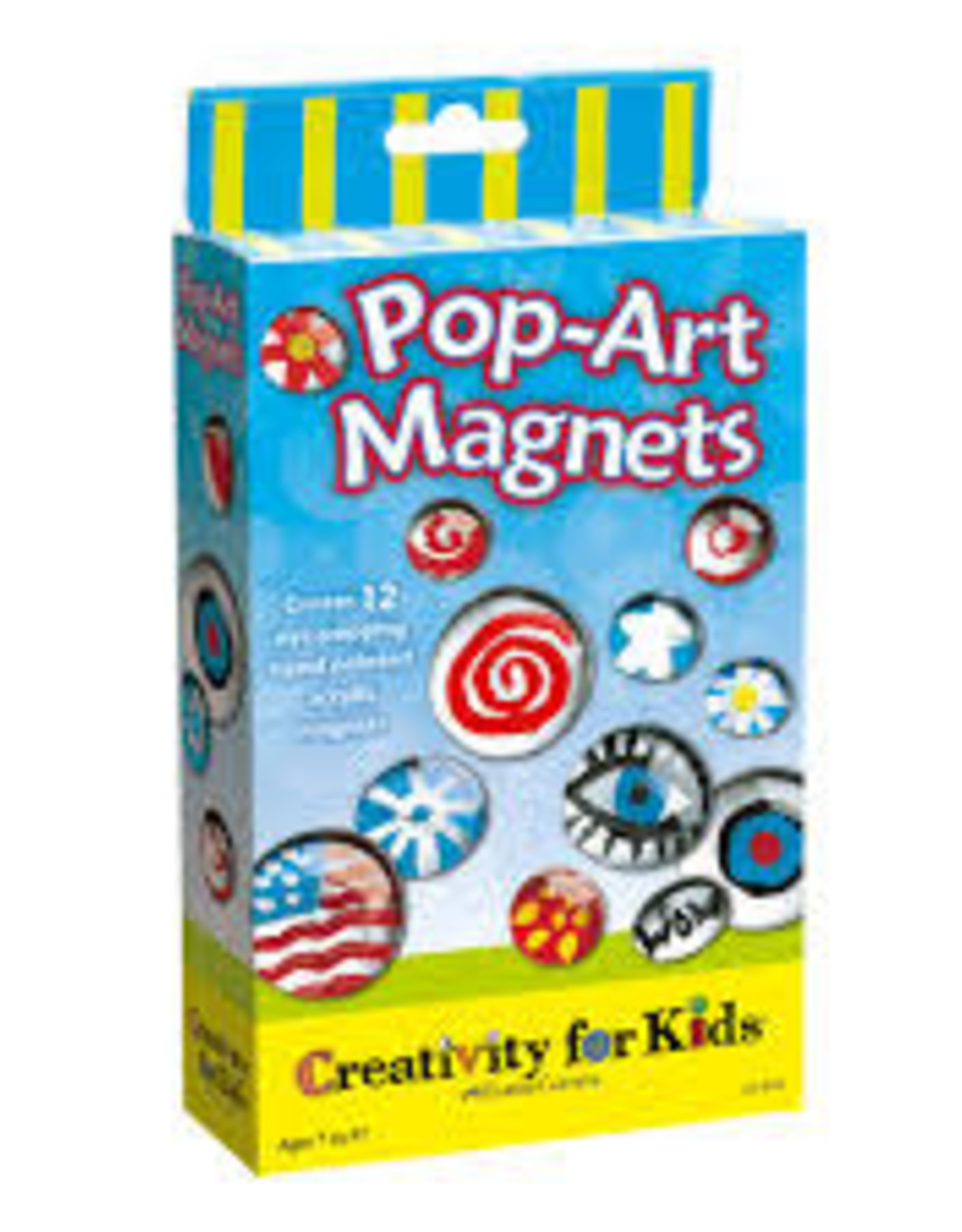 Creativity For Kids Pop Art Magnets