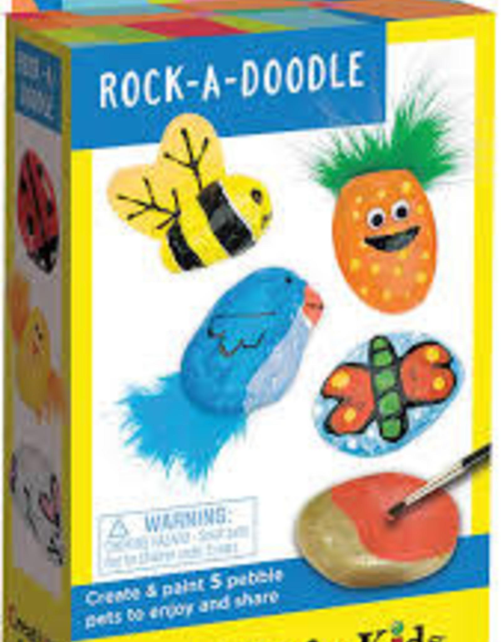 Creativity For Kids Rock-a-Doodle