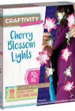 Craftivity by Creativity for Kids Cherry Blossom Lights