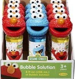 Sesame Street SESAME STREET 8OZ BUBBLES