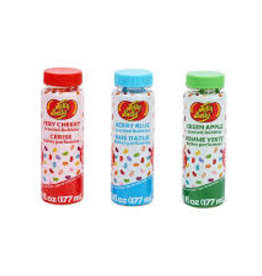 Jelly Belly JELLY BELLY BUBBLES SOLUTION & WAND 6OZ