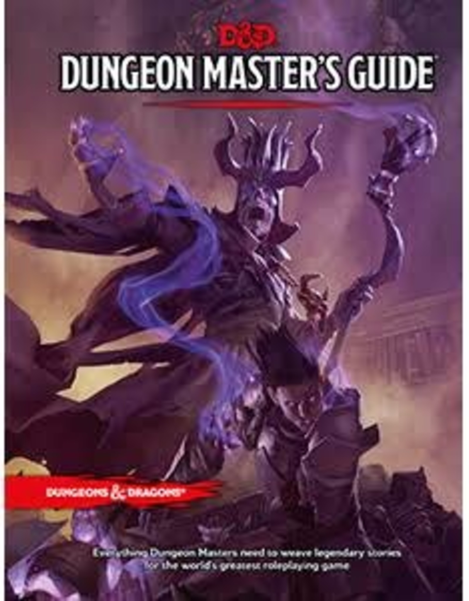 Wizards of the Coast DND RPG DUNGEON MASTER'S GUIDE
