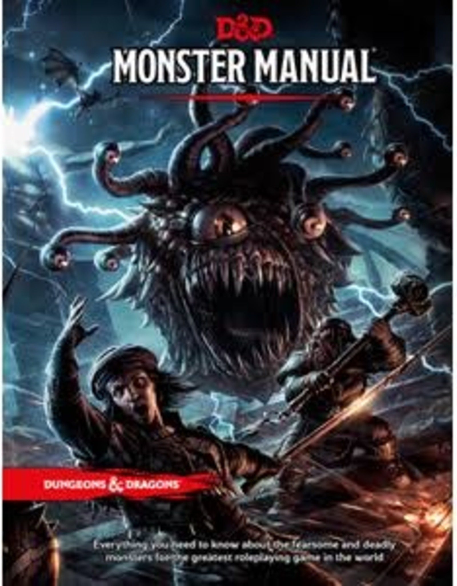 Wizards of the Coast DND: Monster Manual