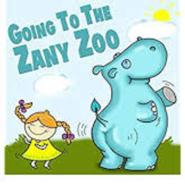 Zany Zoo Book and CD Package