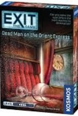 Thames & Kosmos EXIT : Dead Man on the Orient Express