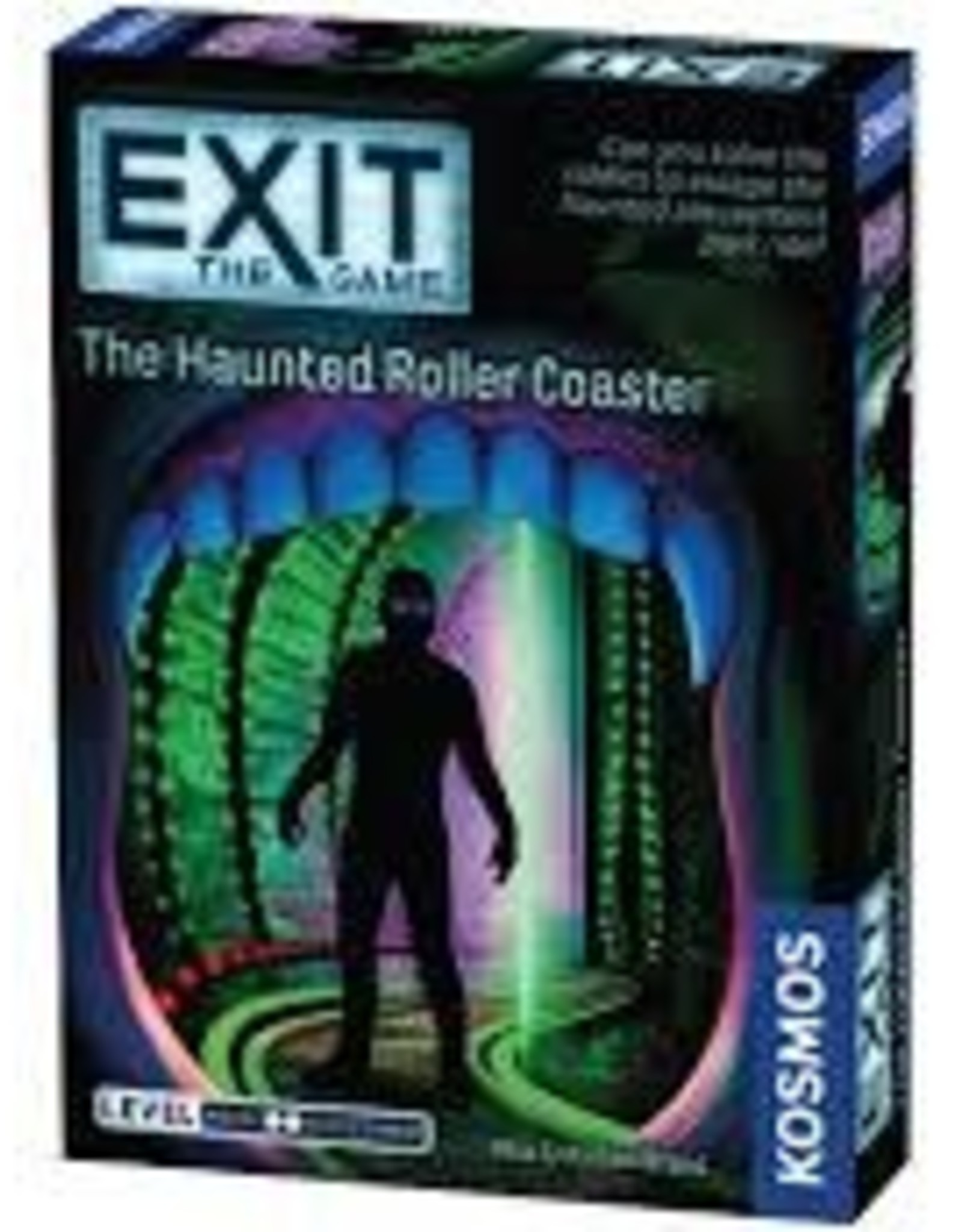 Thames & Kosmos EXIT : The Haunted Roller Coaster