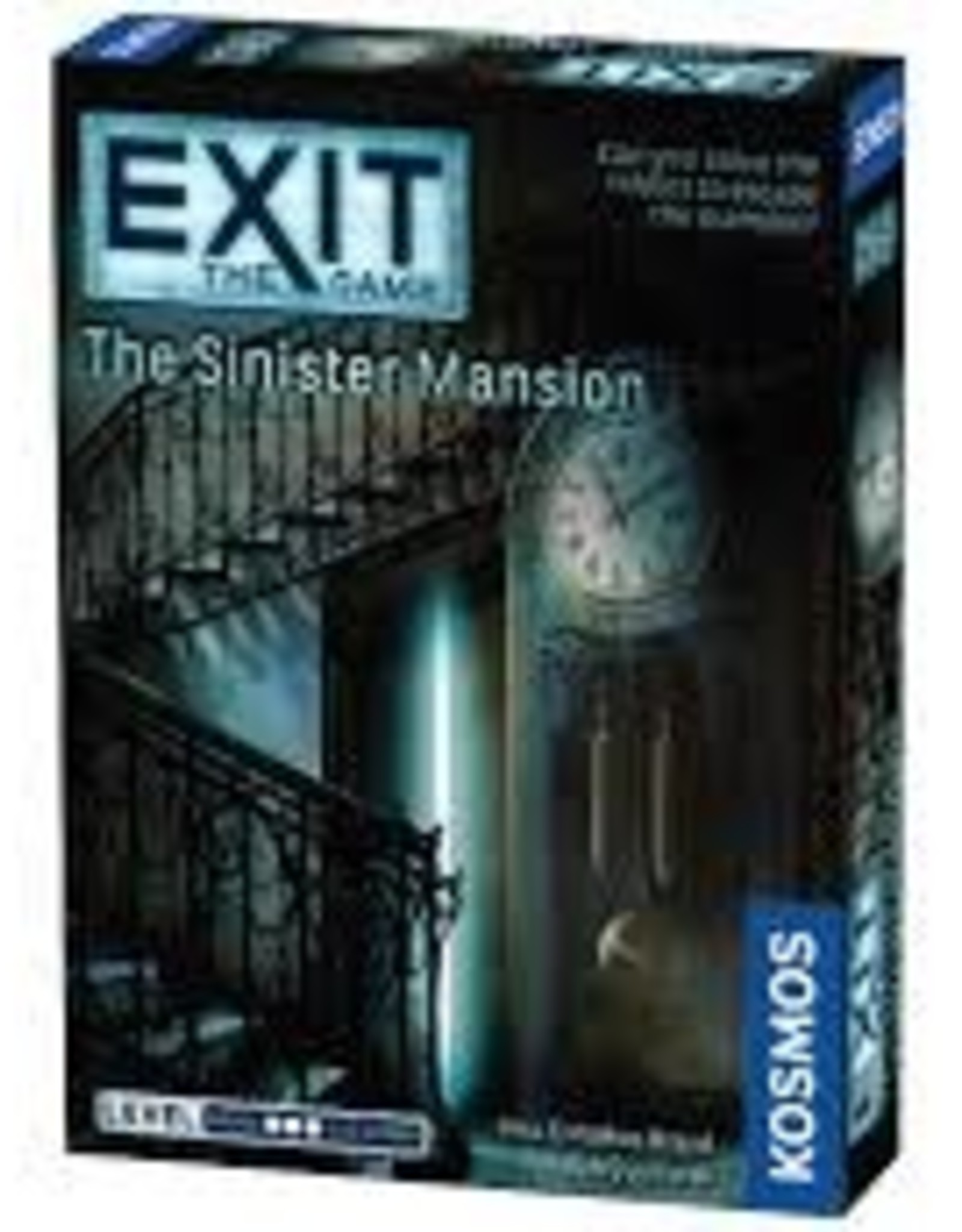 Thames & Kosmos EXIT : The Sinister Mansion