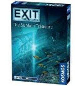 Thames & Kosmos EXIT : The Sunken Treasure