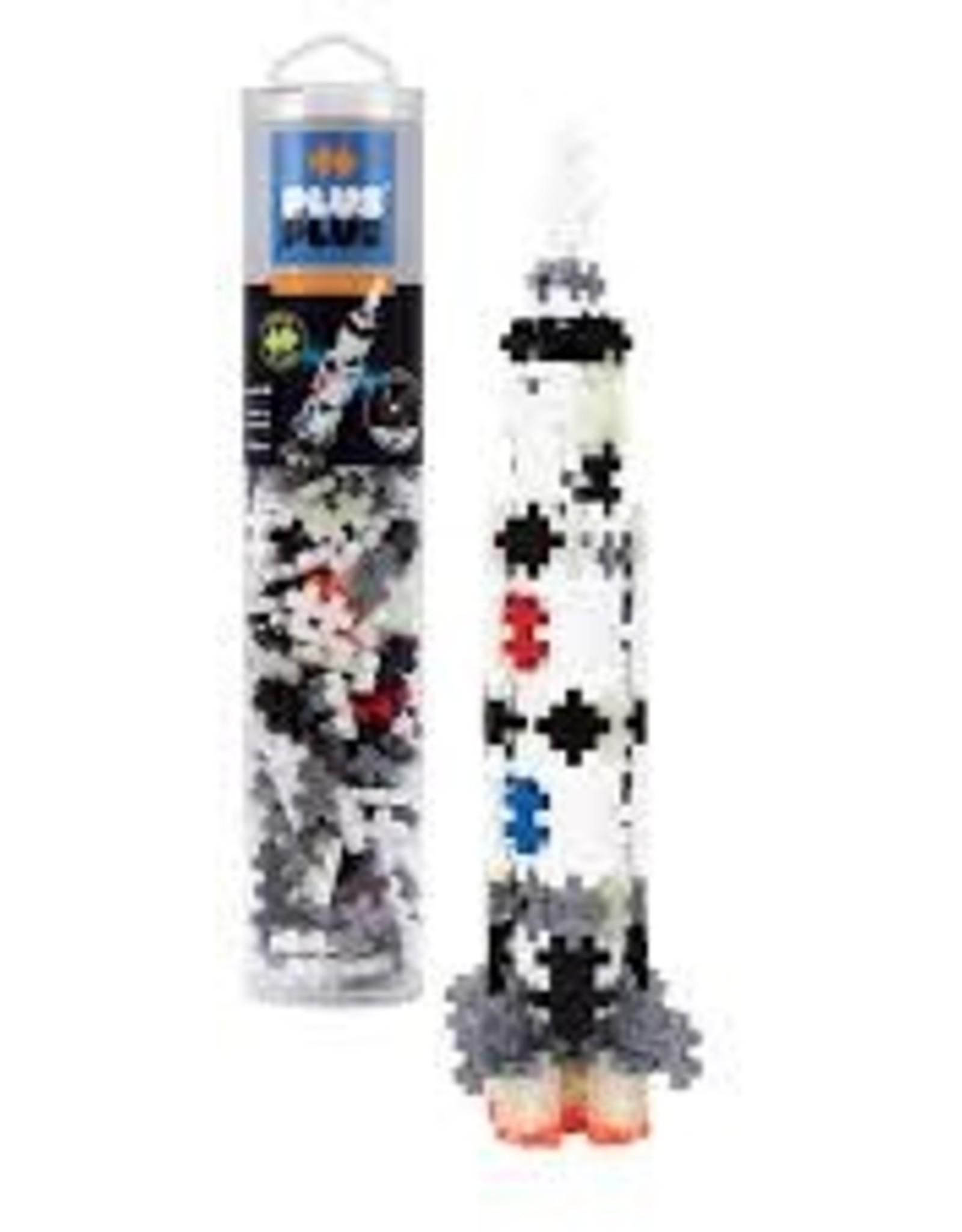 Plus Plus Plus Plus Tube Rocket - 240pc