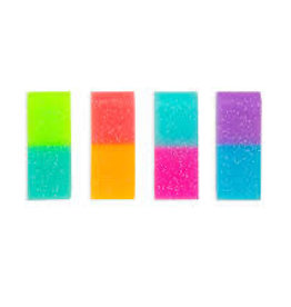 OOLY OH MY GLITTER ERASERS