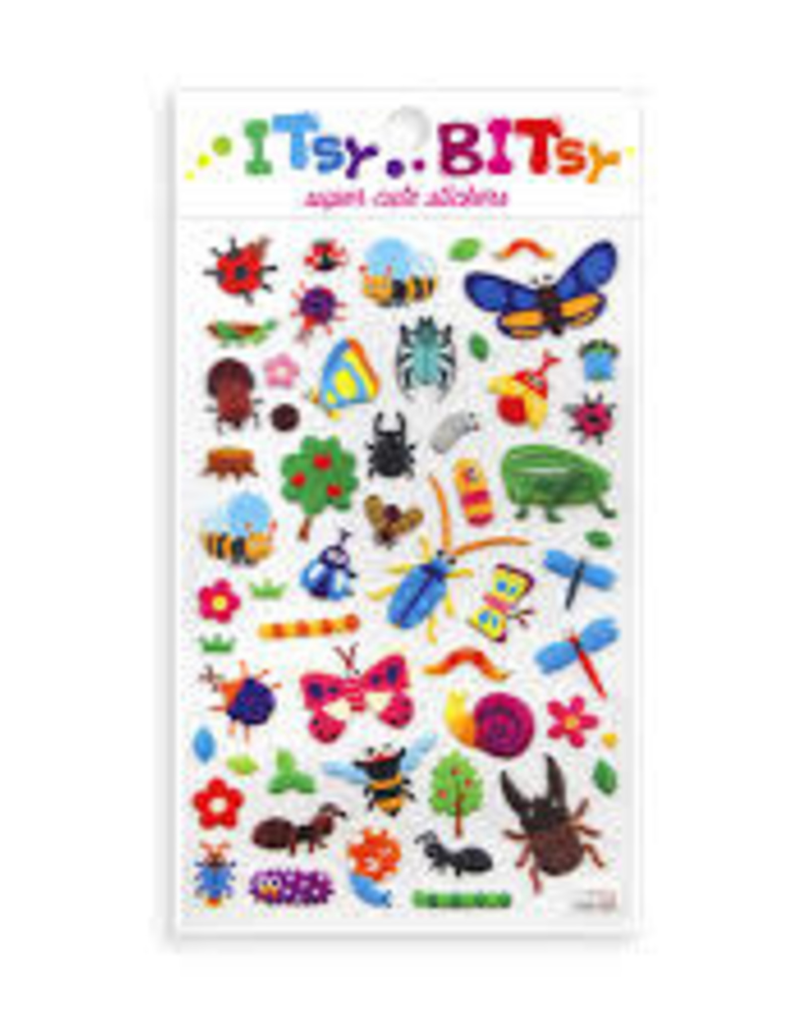 OOLY ITSY BITSY STICKERS - BUG LIFE