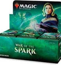 Wizards of the Coast Magic The Gathering: War of the Spark Booster