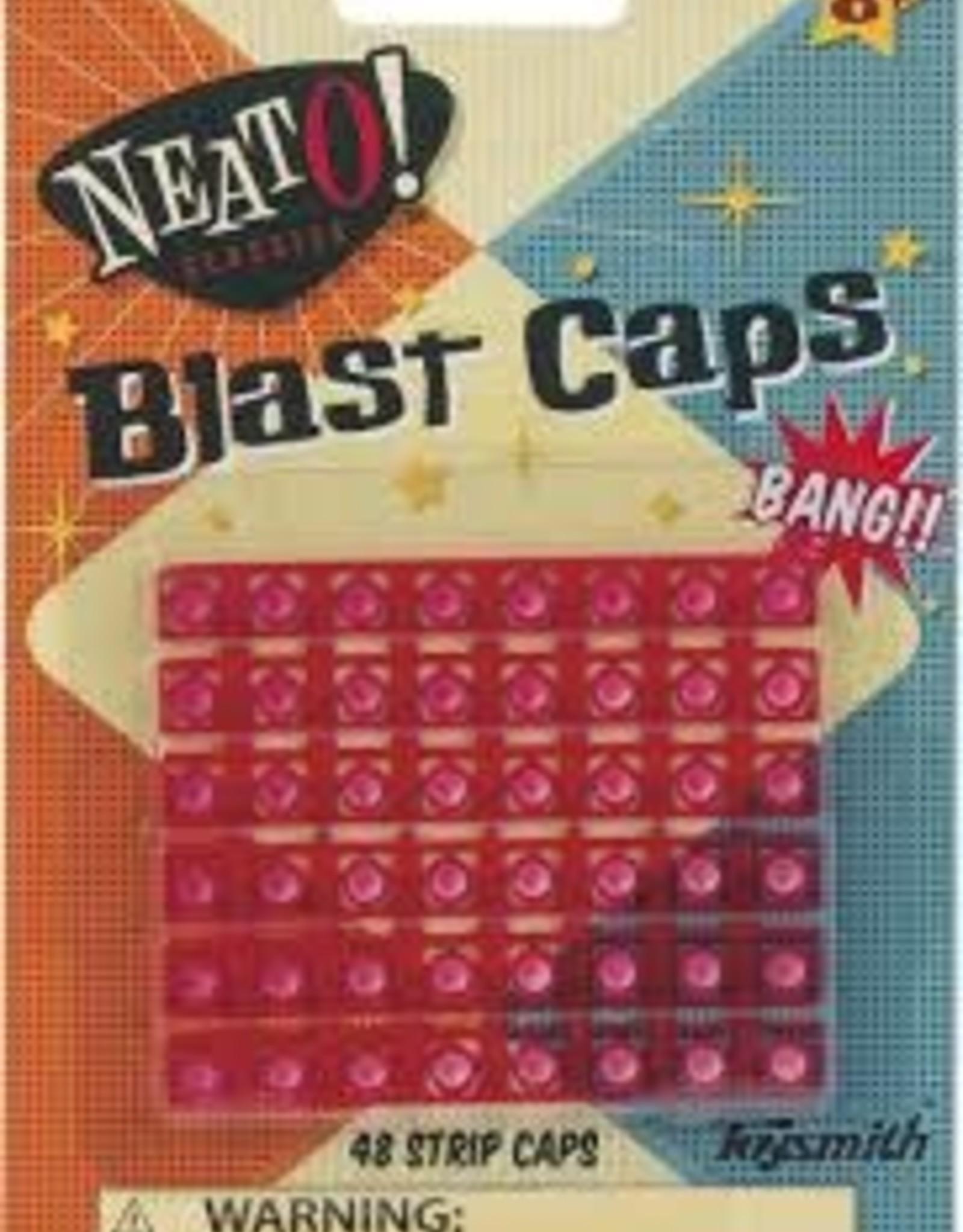 Toysmith Blast Caps