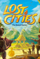 Thames & Kosmos LOST CITIES BOARD GAME