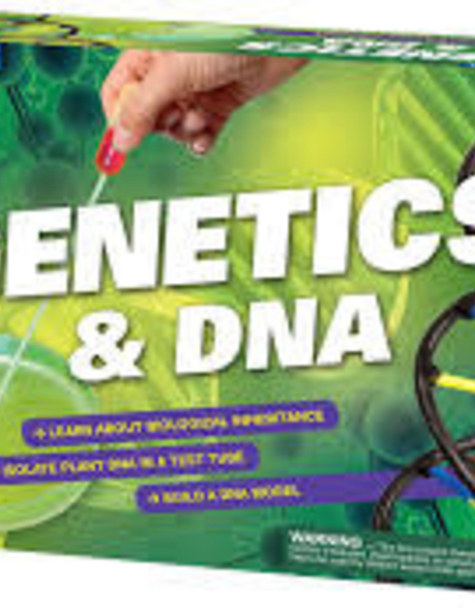 Thames & Kosmos GENETICS & DNA (V 2.0)