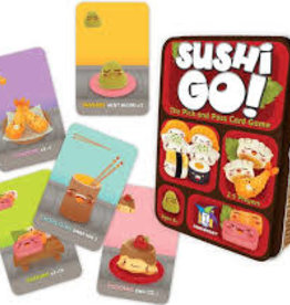 Gamewright Sushi Go! Tin