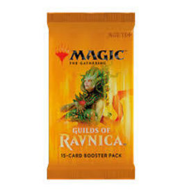 Wizards of the Coast Magic the Gathering: Guilds of Ravnica Booster