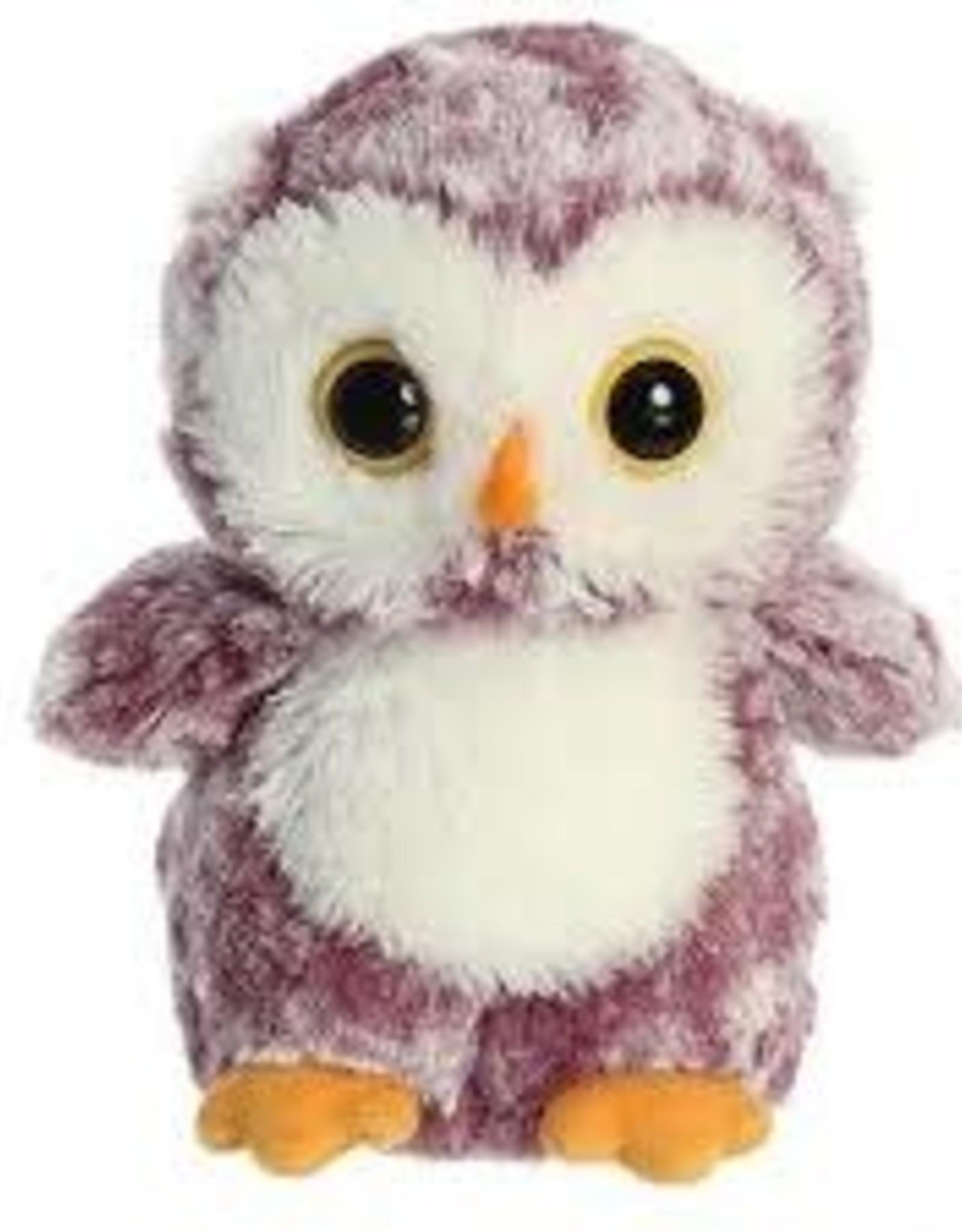 """Aurora Mini Flopsie-Heather Owl 6.5"""""""