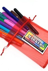 Crayola Marker Sets: Crayola Permanent Markers in  gift bag