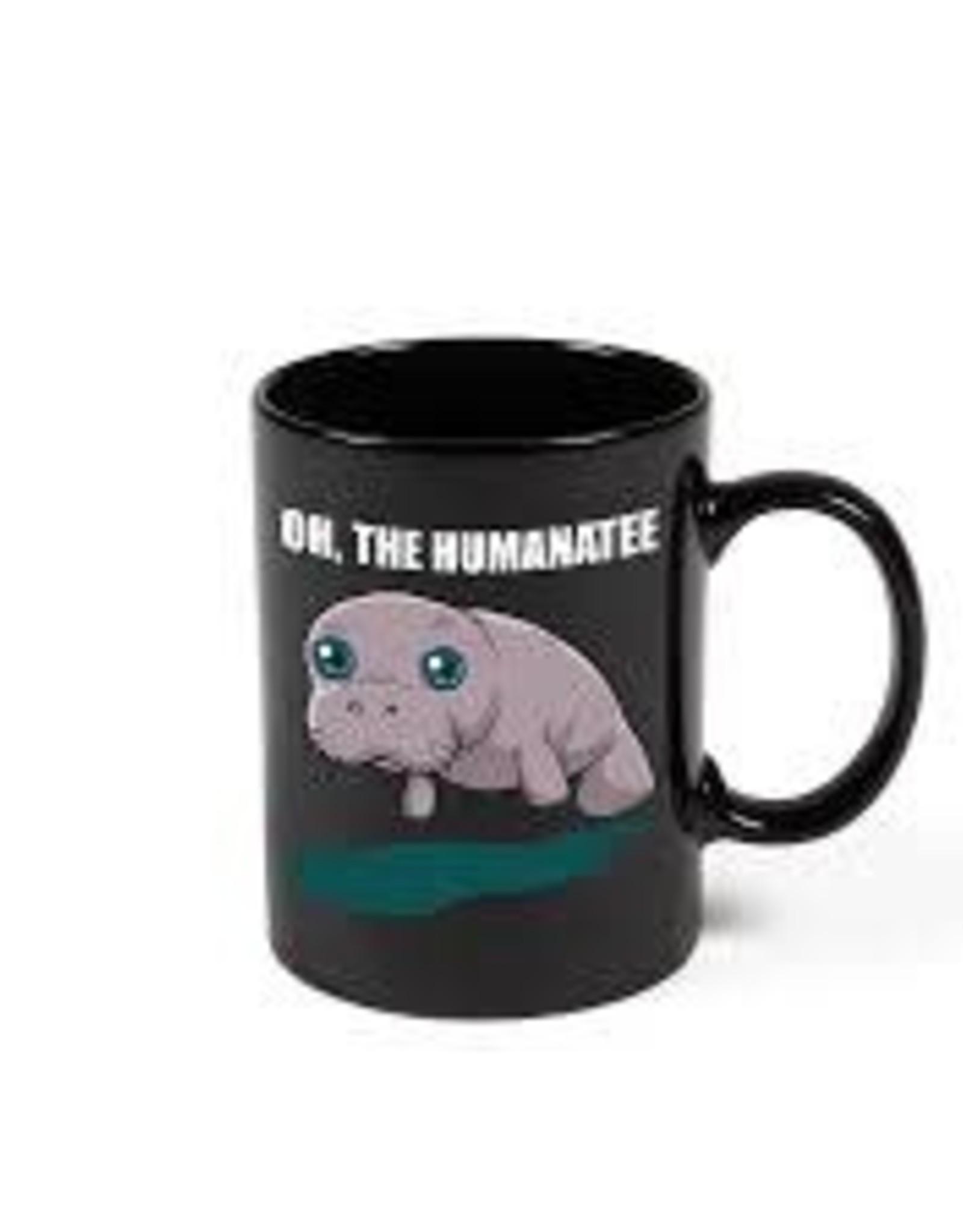 BigMouth Glassware Mystery Mug - Manatee