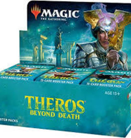 Wizards of the Coast Magic the Gathering: Theros Beyond Death Draft Booster