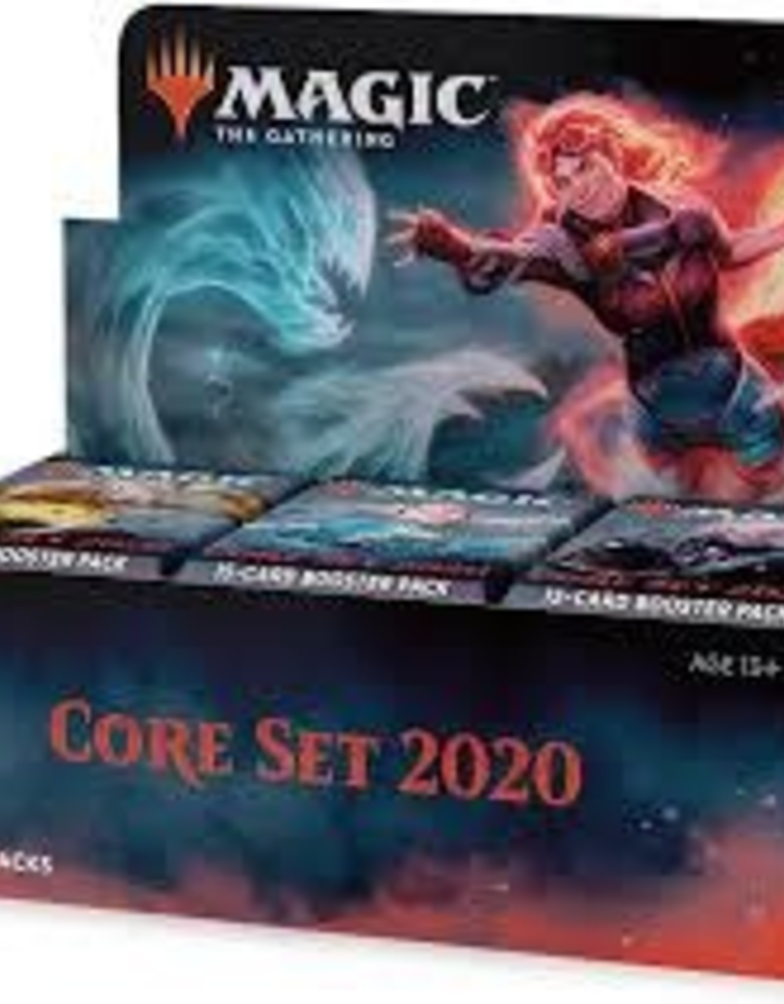 Wizards of the Coast Magic the Gathering: Core 2020 Boosters