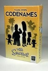 Czech Games Edition Codenames: The Simpsons