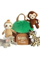 Aurora EBBA-BabyTalk Sloth & Friends