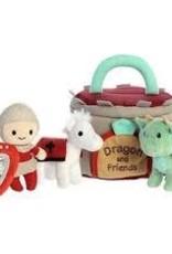 Aurora EBBA-BabyTalk Dragon & Friends *