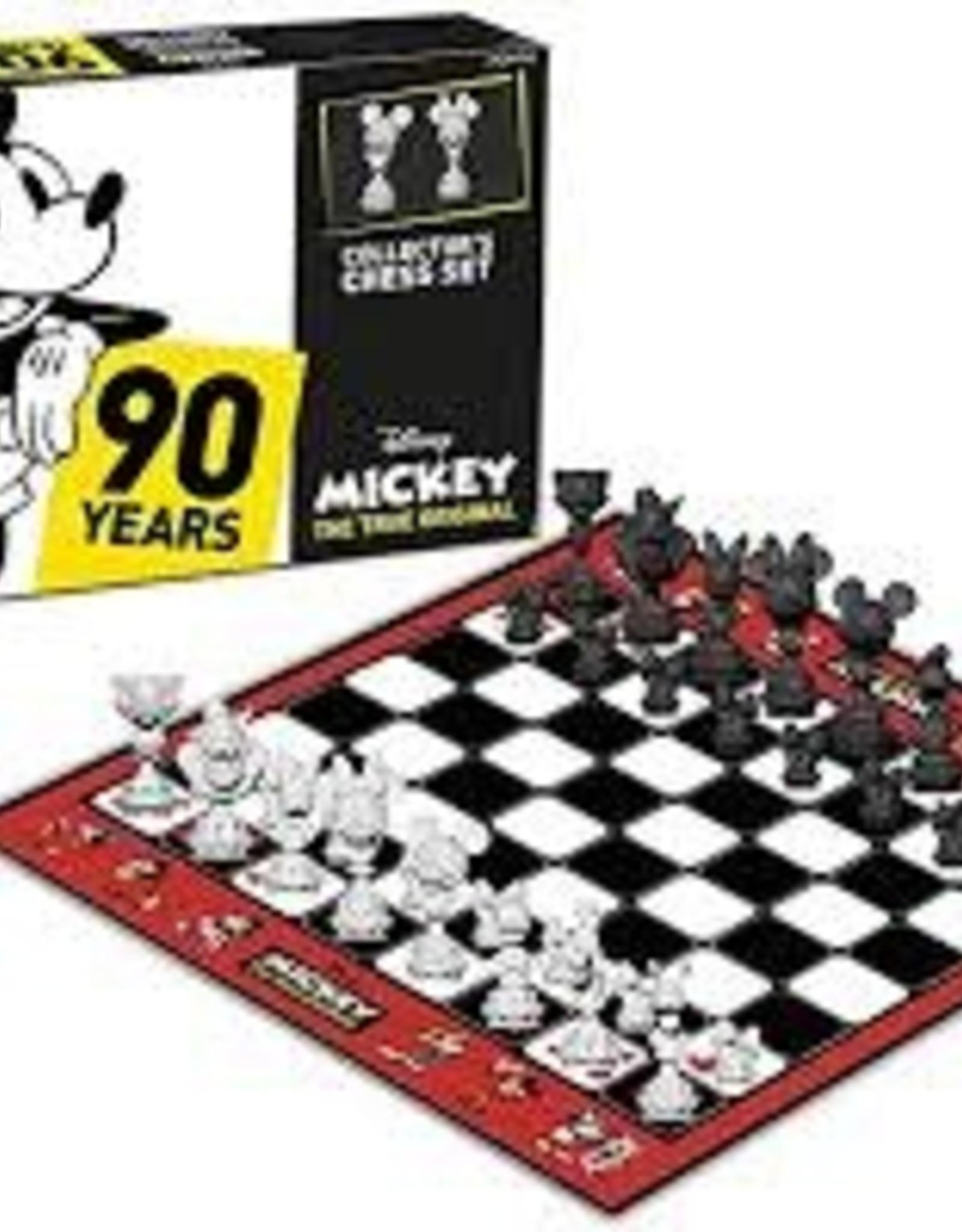 USAopoly Chess - Mickey the True Original