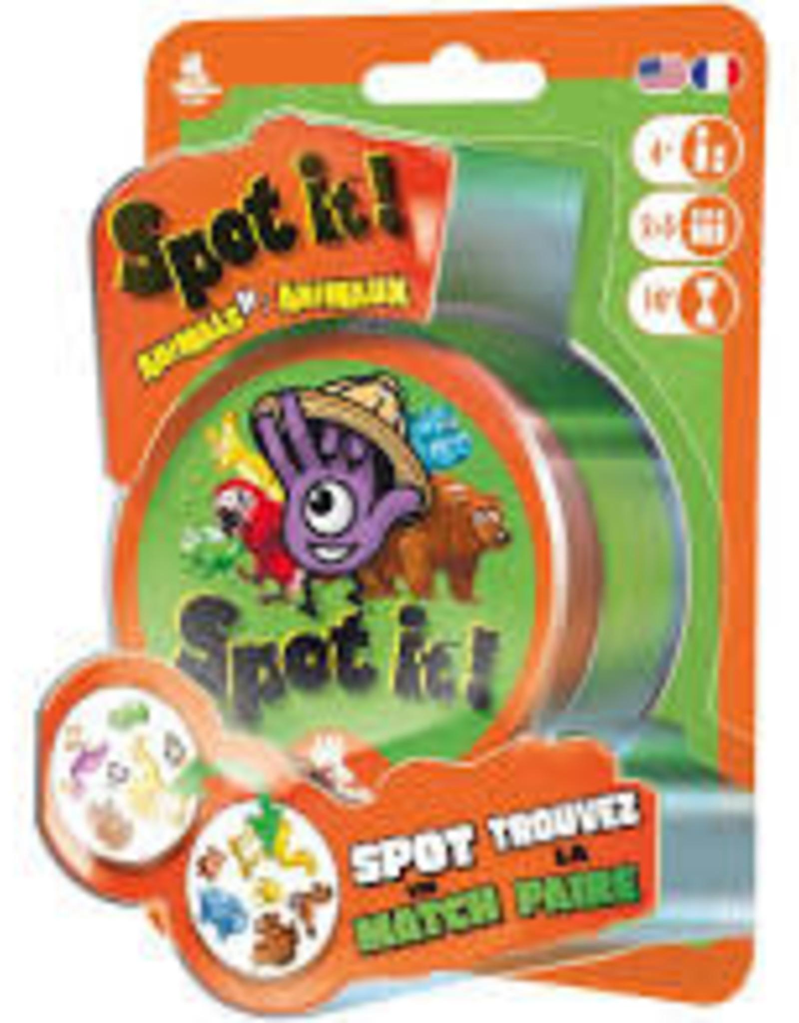 zygo matic Spot It! / Dobble: Animal Jr. Blister Pack