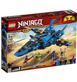 LEGO LEGO Ninjago Jay's Storm Fighter