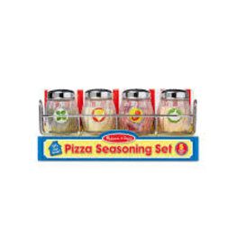 Melissa & Doug Pizza Seasoning Set