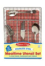 Melissa & Doug Mealtime Utensil Set