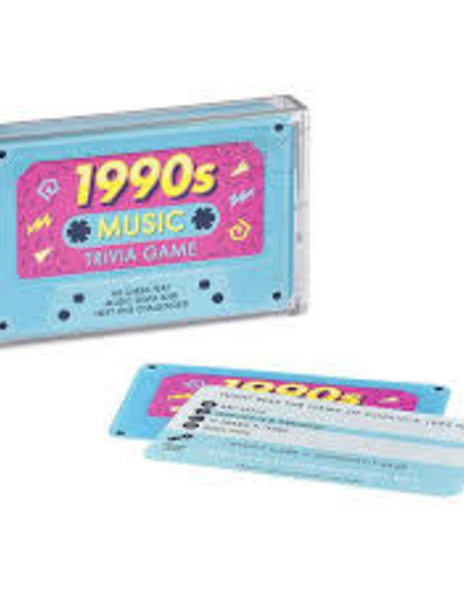 Ridley's 1990S MUSIC TRIVIA GAME