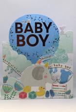 Paperlink Baby Card Boy, Congrats