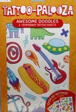 OOLY Tattoo Palooza-Awesome Doodles