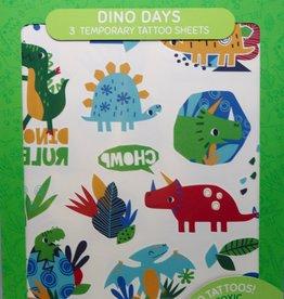 OOLY Tattoo Palooza-Dino Days