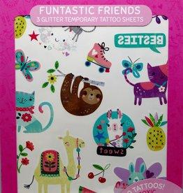 OOLY Tattoo Palooza-Funtastic Friends